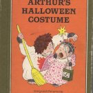 Arthur's Halloween Costume - Lillian Hoban 1984