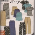 New Look 6730 - Misses tops, Skirts, Pants - S-XL Easy