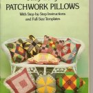 JUDY LEVY PATCHWORK PILLOWS - BOOK W/ PATTERNS