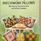 JUDY LEVY PATCHWORK PILLOWS - BOOK W/ PATTERNS