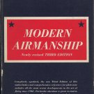 Modern Airmanship -Neil D. Van Sickle 3rd Edition -1966