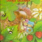 The Teezels and the Deer's Dilemma - Petr Haddock Ltd. Bridlington, England