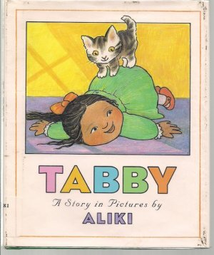 Tabby - Another Cat Story Book