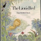 The Lion's Bed - Vintage Childrens Book - 1974 Weekly Reader