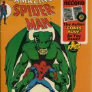 The Amazing Spider-Man - Book and Record Set