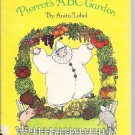 Pierrot's ABC Garden - Lovely Illustrations - Vintage Childrens Book