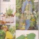 Accessoires de Jardin - Butterick 4364 - Apron, Bag, Knee Pads, Hat, Bucket Cover