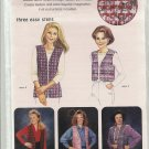 Pin Weaving Vest/'Bolero  - Cambridge Marking Systems #703 - SM-MED
