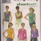 Ann Regals - Simplicity 9567 - Misses Knit Tops - Size 6, 8, 10, 12
