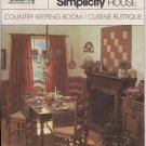 Simplicity House- Country Keeping Room 8839 - Home Decor
