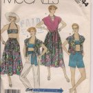 Misses Summer Separates - McCalls 3144 Sz. 12