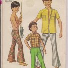 Boys Shirt and Pants - Vintage Simplicity 8173 - Sz. 8