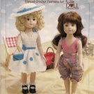 Crochet Doll Clothing for 14 Katie Doll -Summer Days 8401