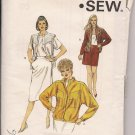 Misses Jacket, Vest & Skirt, Kwik Sew 1426 sz. 6, 8