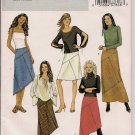 Easy Misses Skirt - Butterick P136 - Sz. 12, 14, 16 - Great Way to Combine Fabrics