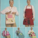 Simplicity 2623 -Wheelchair Accessories Cape and Apron