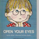 1964 Parents Magazine Press -Open Your Eyes- Childrens  Book of Colors