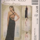 Prom, Wedding, Gala - McCall's Evening Elegance 9177 Misses Gown/Dress Sz. 4,6,8