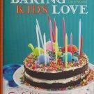 Sur La Table - Baking Kids Love  Cookbook by Cindy Mushet