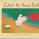 Lottie's New Beach Towel - First Edition Childrens' Book