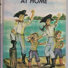 The Bobbsey Twins' Big Adventure at Home - Laura Lee Hope 1960 Hard Cover