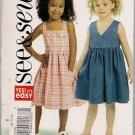 Girls Sundress - Very Easy Sew & Sew B4765 Sz. 4-6