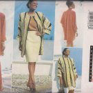 Butterick Essence Collection 4502-Misses jacket, Skirt Top-Sz.14-18