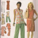 simplicity 4190 Misses Design Your Own Dress, Tunic, Pants, Bag Sz. 10-18