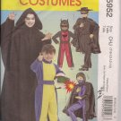 McCalls M5952 Boys Super Hero, Zorro, Speed Racer Costumes Sz. 7-14