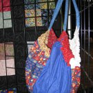 Red, White and Blue Diaper Bag