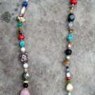 Natural Stone Bead Handmade Necklace 80-2003