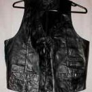 Men's Authentic Leather Designer Vest