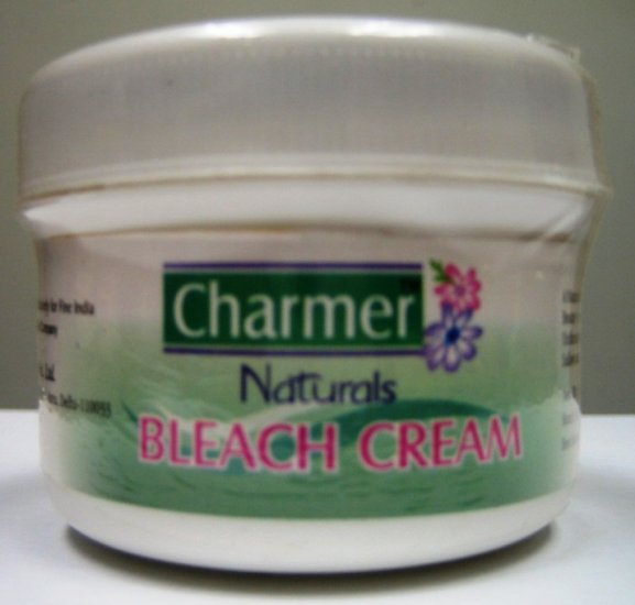 Natural Bleach Cream