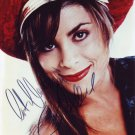 Paula Abdul in-person autographed photo