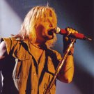 Vince Neil in-person autographed photo