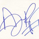 Anfernee Hardaway Autographed Index Card