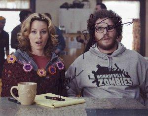 Zack and Miri Make a Porno in-person autographed cast photo