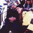 Jay and Silent Bob in-person autographed Cast Photo