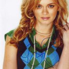 Sara Paxton in-person autographed photo
