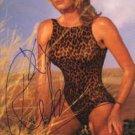 Rebecca Romijn in-person autographed photo