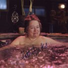 Kathy Bates in-person autographed photo