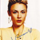 Samaire Armstrong in-person autographed photo