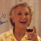 Cloris Leachman in-person autographed photo