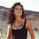 Penelope Cruz in-person autographed photo