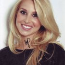Whitney Port in-person autographed photo
