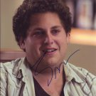 Jonah Hill in-person autographed photo