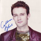 Callum Blue in-person autographed photo