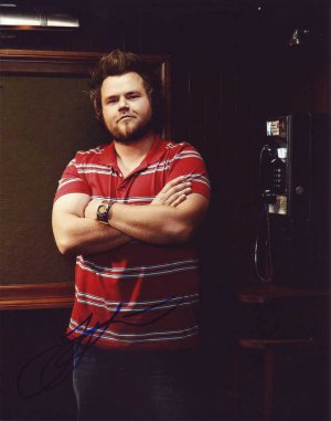 Tyler Labine in-person autographed photo