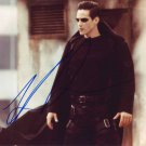 Keanu Reeves in-person autographed photo