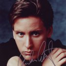Emilio Estevez in-person autographed photo
